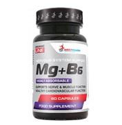WESTPHARM Mg+B6 (60капс)