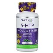 Natrol - 5-HTP 100mg Time Release (45таб)