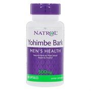 Natrol - Yohimbe Bark (90капс)