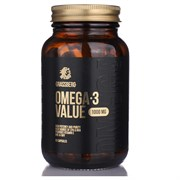 GRASSBERG - Omega-3 Value 30% 1000 mg (60капс)