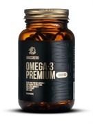 GRASSBERG - Omega-3 Premium 60% 1000 mg (60капс)