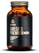 GRASSBERG - Omega-3 Premium 55% 1200 mg (90капс)