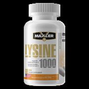 Maxler Lysine 1000 (60таб)