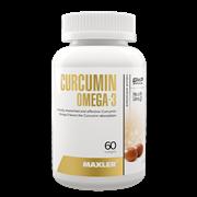 Maxler Curcumin Omega 3 (60капс)