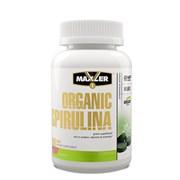 Maxler Organic Spirulina 505 mg (180таб)
