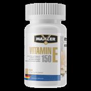 Maxler Vitamin E Natural form 150mg (60гел.капс)