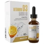 Maxler Vitamin D3 5000 IU (60мл)