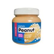 ChikaLab Captain Peanut Арахисовая паста с морской солью (250гр)
