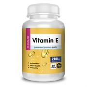 ChikaLab - Vitamin E (60капс)