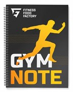 Fitness Food Factory - GYM NOTE фитнес-дневник