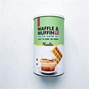 ChikaLab Waffle & Muffin смесь для приготовления кексов (480гр)