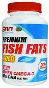 SAN Premium Fish Fats Gold (60капс)