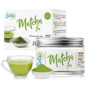 Solvie - Matcha tea зеленый чай (140гр)