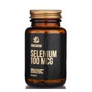 GRASSBERG - Selenium 100 mcg (60капс)