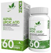 Natural Supp Alpha lipoic Acid 300 mg (60капс)