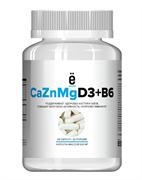 ё|батон Calcium Zinc Magnesium+D3+B6 (60капс)