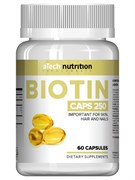 aTech Nutrition Biotin 250mg (60капc)