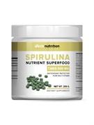 aTech Nutrition Spirulina (400таб), банка 200гр