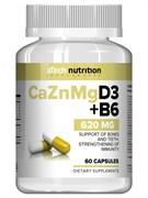 aTech Nutrition Calcium Zinc Magnesium+D3+B6 (60капс)