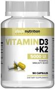 aTech Nutrition Vitamin D3+K2 (90капс)