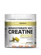 aTech Nutrition Creatine Monohydrate 100% (240капс)