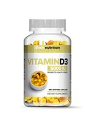 aTech Nutrition Vitamin D3 5000 МЕ 700mg (180капс)