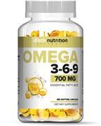 aTech Nutrition Omega 3-6-9 700mg (180гел.капс)