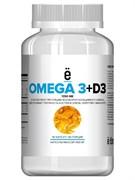 ё|батон Omega 3 + Vitamin D3 (90капс)