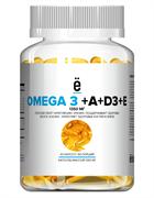 ё|батон Omega 3 + Vitamin A+D3+E (60капс)