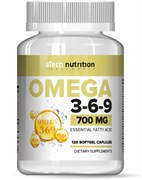aTech Nutrition Omega 3-6-9 700mg (120гел.капс)