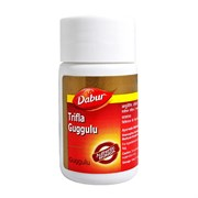 Dabur Trifla Guggulu (40таб)