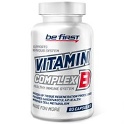 Be First Vitamin B-Complex (60капс)