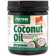 Jarrow Formulas Coconut Oil Extra Virgin 16 oz (473ml)