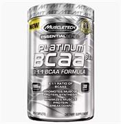 MuscleTech Platinum 100% BCAA 8:1:1 (200капс)