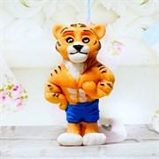 ЯнеЖ Мыло подарочное «Мускулистый тигр» (51гр)