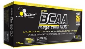 Olimp BCAA Mega Caps 1100 (120капс)