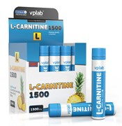 VP Laboratory L-Carnitine 1500 (20амп)