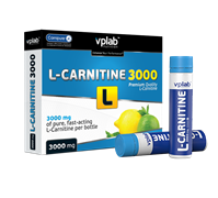 VP Laboratory L-Carnitine 3000 (7амп)
