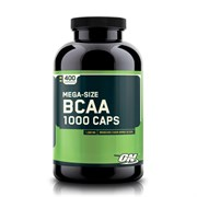 Optimum Nutrition BCAA 1000 (400капс)