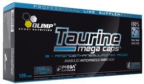 Olimp Taurine Mega Caps (120капс)
