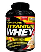 SAN 100% Pure Titanium Whey (2270гр)