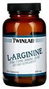 Twinlab L-Arginine (100капс)
