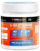 PureProtein - L-Glutamine (200гр)