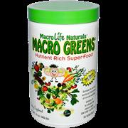 MacroLife Naturals - Macro Greens (283гр)