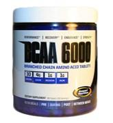 Gaspari Nutrition BCAA 6000 (180таб)