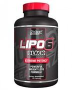 Nutrex Lipo 6 Black (240капс)