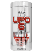 Nutrex Lipo 6 Unlimited (120капс)