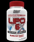 Nutrex Lipo 6x (120капс)