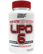 Nutrex Lipo-6 (240капс)