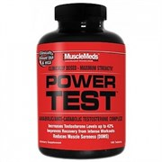 MuscleMeds Power Test (168таб)